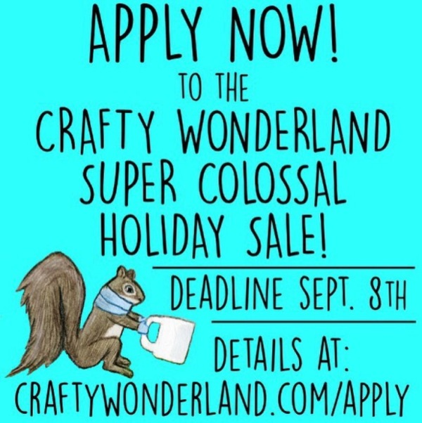 Crafty Wonderland does their own events.