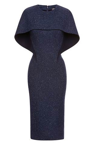 A Zac Posen dress to kill for.